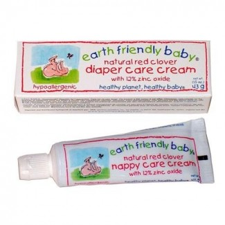 Earth Friendly Baby Natural Red Clover Diaper Care Cream