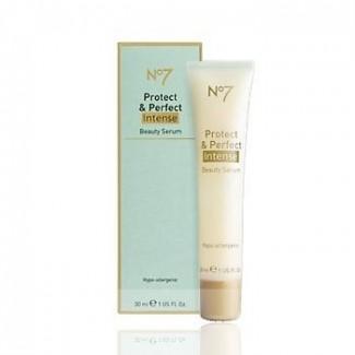 No7 Protect + Perfect Intense Beauty Serum