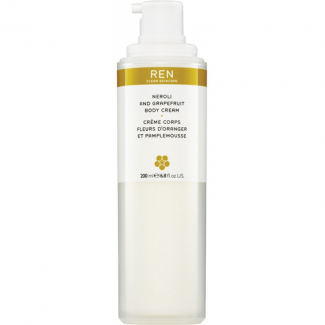 Ren Neroli and Grapefruit Body Cream