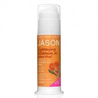 Jason Lightening Vitamin K Crème Plus Pure Natural Moisturizing Crème