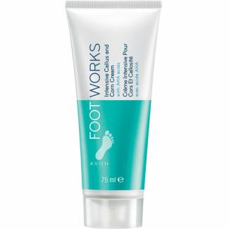 Avon Footworks Intensive Callus & Corn Foot Cream