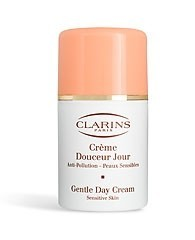 Clarins Gentle Day Cream - Sensitive Skin - Normal to Dry Skin Types