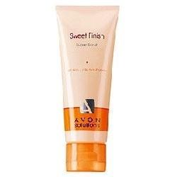 Avon Sweet Finish Sugar Scrub