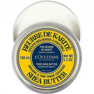 L'Occitane Organic 100% Pure Shea Butter