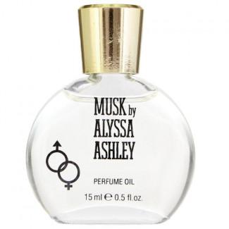 Alyssa Ashley Musk by Alyssa Ashley Perfume Oil 15ml