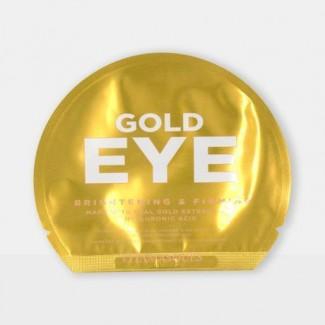 gold-eye-pads