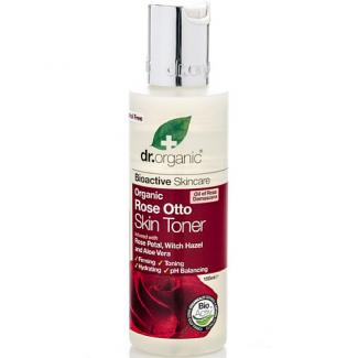Dr Organic Rose Otto Skin Toner