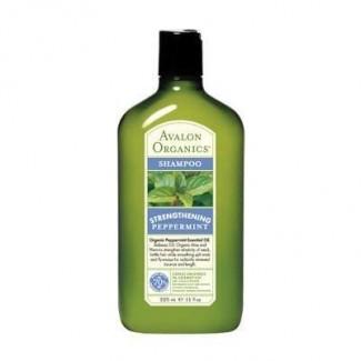 Avalon Organics Peppermint Revitalizing Shampoo