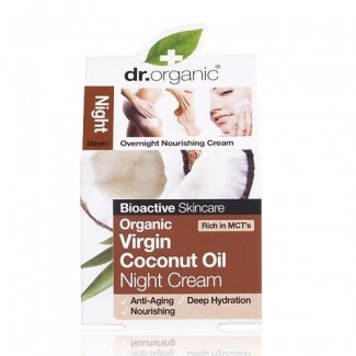 Dr Organic Organic Virgin Coconut Oil Night Cream
