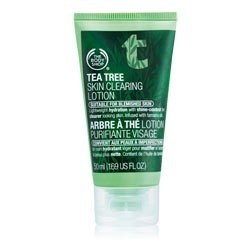 The Body Shop Tea Tree Skin Clearing Lotion