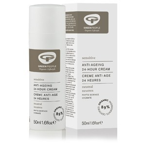 Green People Neutral Scent Anti-Ageing 24 Hour Cream