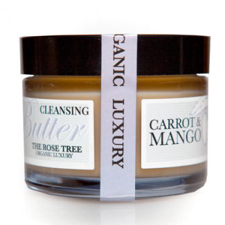 The Rose Tree Carrot & Mango Cleansing Butter