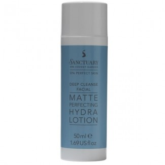 The Sanctuary Matte Perfecting Hydra Lotion
