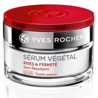 Yves Rocher Sérum Végétal Wrinkles & Firmness Plumping Care Day