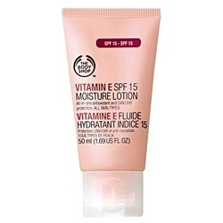 Vitamin E SPF15 Moisture Lotion