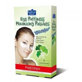 Purederm Eye Puffiness Minimizing Patches GINKGO