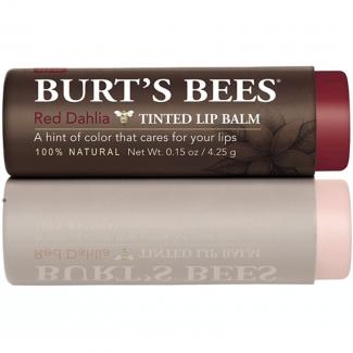 Burt's Bees Red Dahlia Tinted Lip Balm