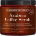 Organic Arabica Coffee Scrub