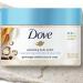 Dove Exfoliating Body Scrub Crushed Macadamia & Rice Milk Scent