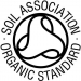Certified organic by the UK Soil Association