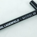 Model Co Karl Lagerfeld Eyebrow Pencil