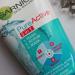 Garnier Pure Active 3-in-1 Wash, Scrub & Mask
