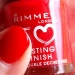 Lasting Finish by Rimmel in Double Decker Red#2.jpg