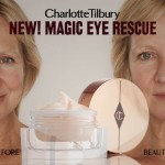 Magic Eye Rescue Cream : Skincare Routine feat. Jackie | Charlotte Tilbury
