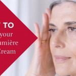 How to apply your Nutri-Lumière night cream | Clarins