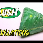 LUSH - REVELATIONS Bath Oil - DEMO & REVIEW  Underwater View Lush UK