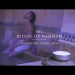 How to: Shower foam - The Ritual of Hammam