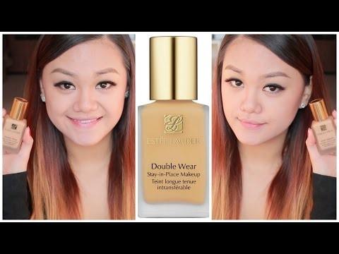 First Impression Review | Estée Lauder Double Wear Stay-in-Place Makeup